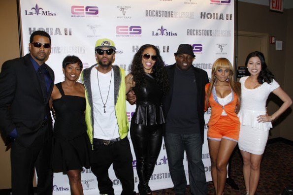 Actor Trae Ireland Actress Vanessa Calloway Composer Drumma Boy Exec Prod DollPhace Director HM Coakley Actress Teairra Mari Actress Crystal Hoang_thejasminebrand