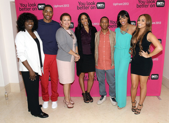BET Networks Los Angeles Upfron-cynthia kaye mcwilliams-bill belamy-duane martin-t 2013-the jasmine brand