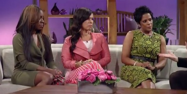 BMF wives-on the ricki lake show-the jasmine brand