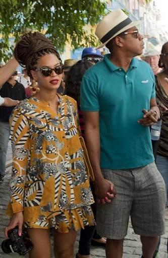 Beyonce and Jay-Z- Thakoon zebra print-fashion-thejasminebrand