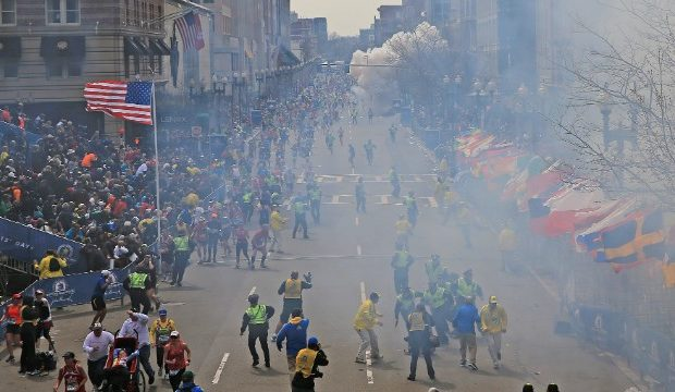 Deadly Explosions At The Boston Marathon Kills Three, Injures Hundreds