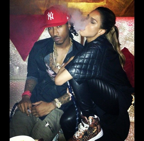 Ciara Puffs With Boyfriend Future, Trina Hits Studio With Wale + More Celebrity Stalking