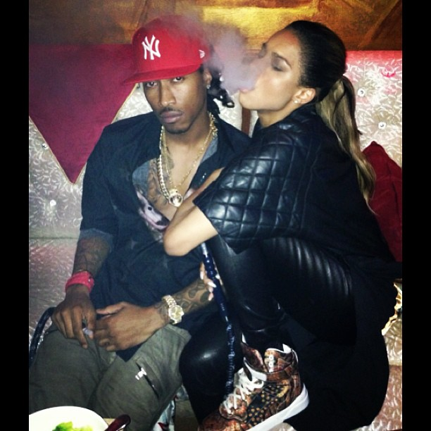 Ciara-Future-Hookah-2013-The-Jasmine-Brand