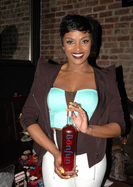 Love & Hip Hop Atlanta's Ariane Davis Hops Behind the Bar, Hosts Private Cocktail Event in NYC
