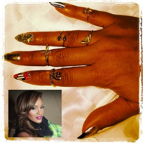 Evelyn-Lozada-Nail-Art-Fashion-thejasminebrand