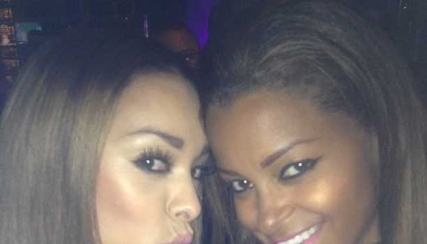 Claudia Jordan Celebrates 40th Birthday With Laura & Gloria Govan, Nicole Murphy + Others