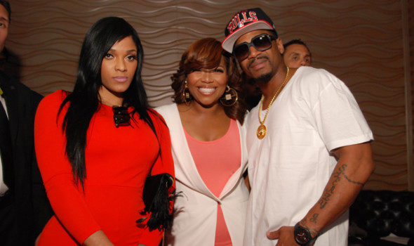 Mona Scott-Young & Joseline Hernandez Caught Up In Stevie J's Child Support Case