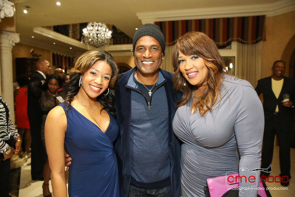 Samuel L. Jackson, Kym Whitley, Jasmine Guy Attend Kenny Leon's 'True Colors Gala'