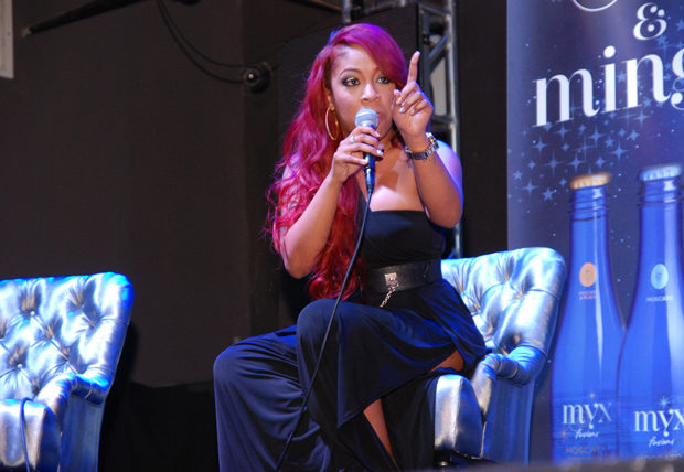 K.Michelle Announces New Reality Show, 'No New Friends' + Teams Up With Idris Elba For Female Version of 'Trapped In the Closet'