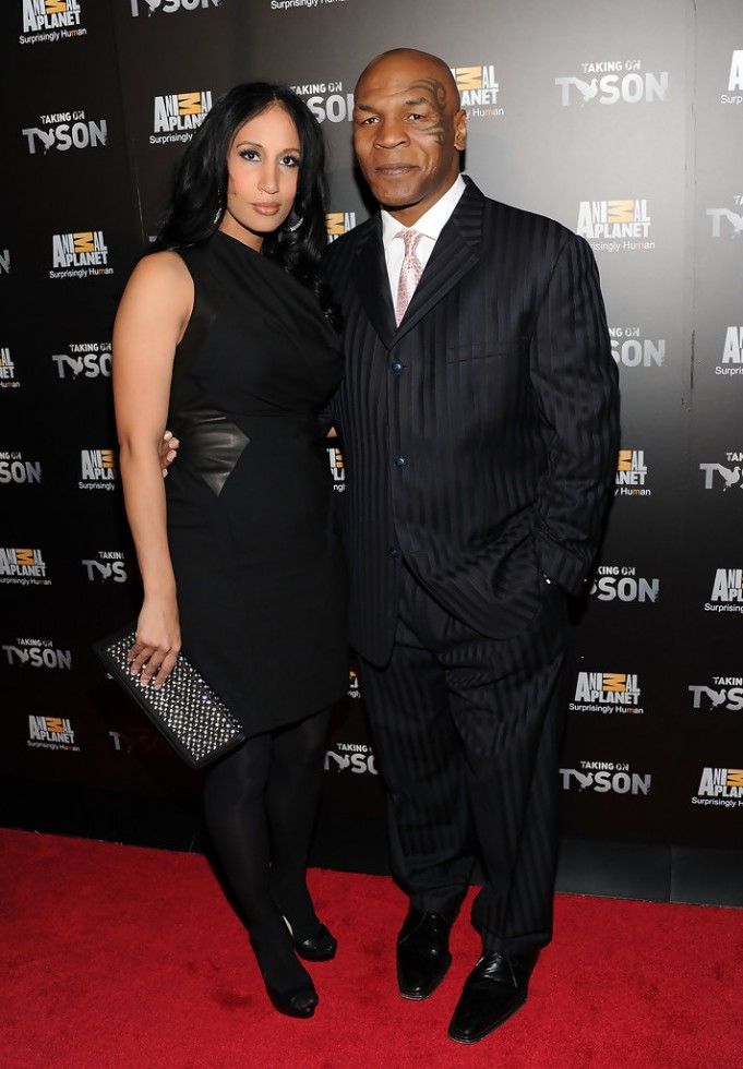 Mike Tyson Says He Hasn T Cheated On His Wife In 2 Years Would Kill Himself If He Didn T Have Her Admits His Children Don T Like Black Kids Thejasminebrand