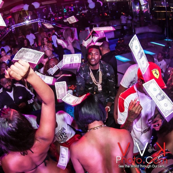 Meek making it rain_thejasminebrand