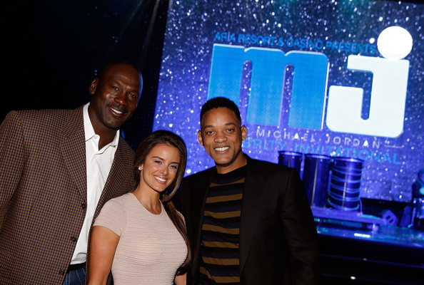 Michael Jordan Will Smith Yvette Prieto_thejasminebrand