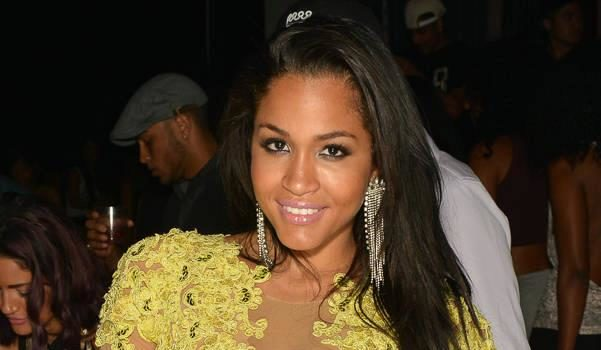 A Chest Naked Chris Brown, Ne-Yo & Wiz Khalifa Party For Rosa Acosta's Hollywood B-Day Bash