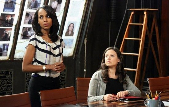 [WATCH] This Week's 'Scandal', Episode 2: 'Molly, You in Danger Girl'