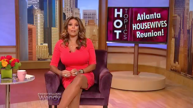 [WATCH] Wendy Williams Grades Real Housewives of Atlanta Cast, Flunks Phaedra Parks