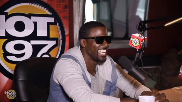 [WATCH] Lance Gross Admits He Lost Role On 'Scandal' to Columbus Short, 'It Hurt.'
