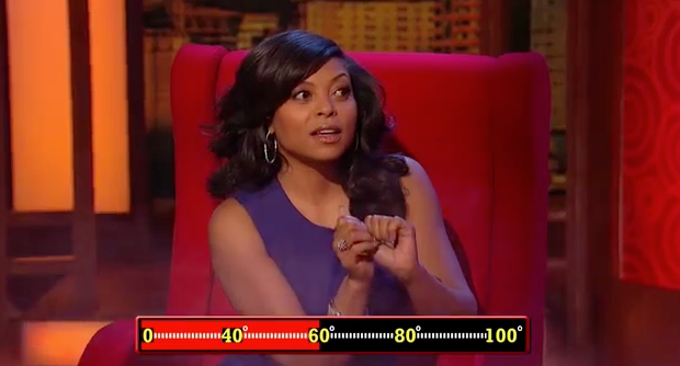 [WATCH] Taraji P. Henson Tells Wendy Williams The Real Reason She Refuses To Sleep With Her Sexy Co-Stars