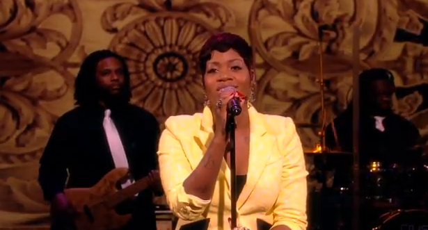 [WATCH] One Nasty Foreclosure Don't Stop No Show, Fantasia Nails Performance on 'The View'