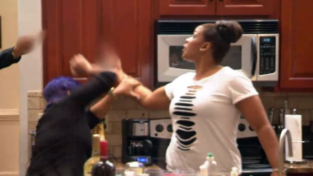 [WATCH] Do Things Get Physical On The New Season of 'R & B Divas'?