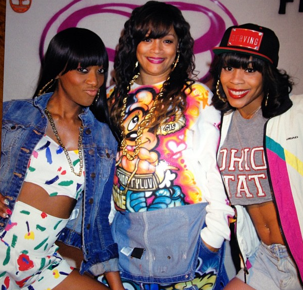 LL Cool J's Wife Throws 90's B-Day Bash With Mary J. Blige ...