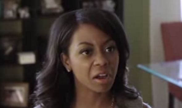 [WATCH] Actress Bresha Webb Spoofs Reality TV With 'Keeping It 1Hunna'