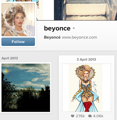 Beyonce Dismisses 'Baddie Bey' Instagram For Her Government Name