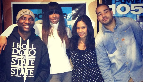 [WATCH] Kelly Rowland Says She's 'Too Grown' To Respond to Keyshia Cole