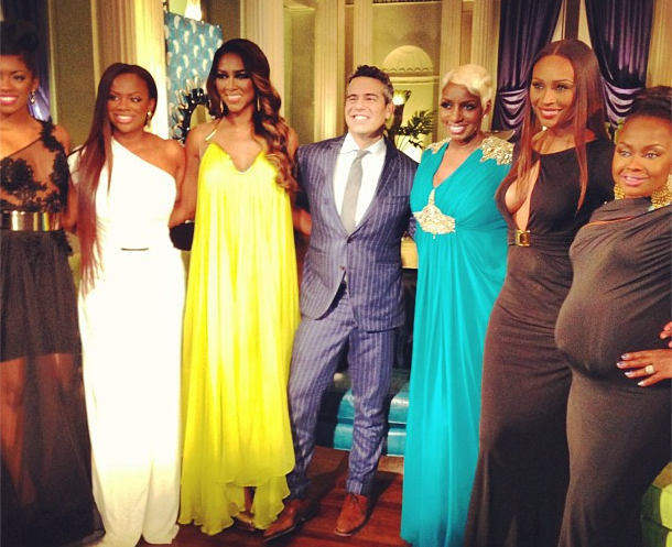 [Video] Real Housewives of Atlanta Shade Heightens On Twitter + Watch the Reunion Part 1