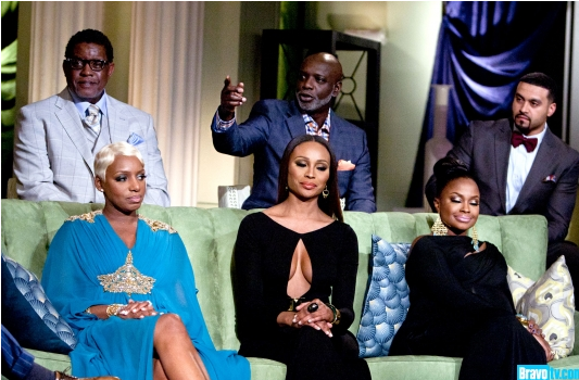[Video] Husbands Jump to Walter Jackson's Defense In RHOA Reunion + Watch Final Epsiode