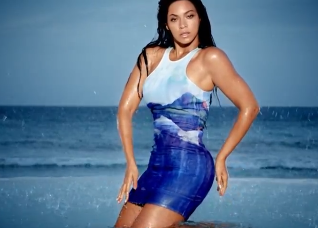 [WATCH] Beyonce Unveils First H&M Commercial to 'Standing In the Sun'