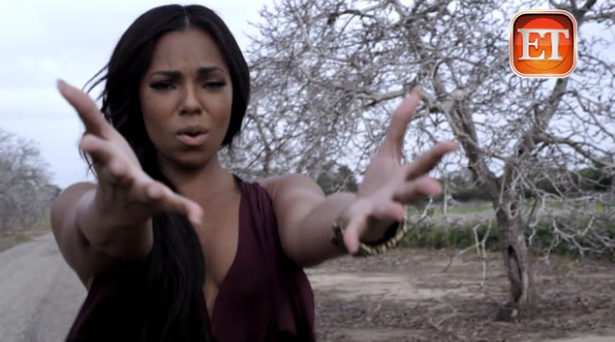 [WATCH] Ashanti Releases 'Never Should Have' Video