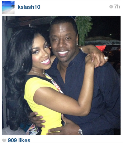 Kordell Stewart Reminisces About Estranged Wife, Porsha, On Instagram