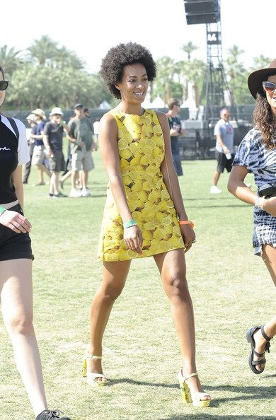 Tamar Braxton Shows Off Bump, Solange Hits Coachella + Christina Milian's Mean Shoe Game