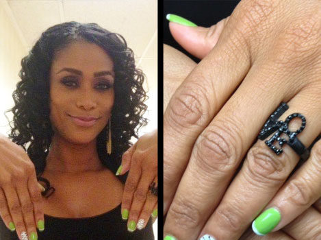 Over-The-Top, Nail-Poppin'-Polish: Evelyn Lozada, Tami Roman, Lala Anthony Show Nail Art