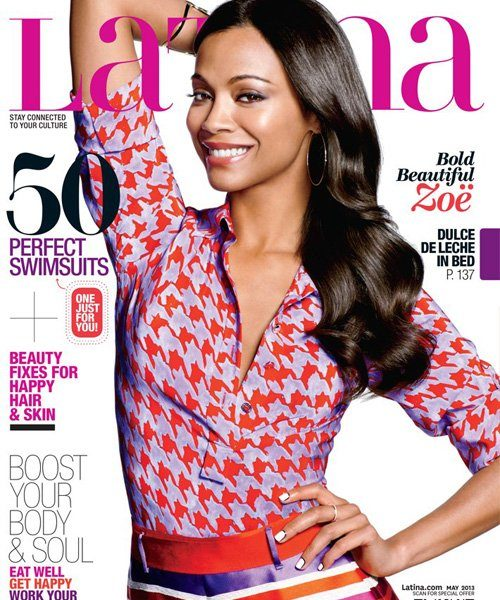 Zoe Saldana: 'A Man Is A Want, Not A NEED' + How She Feels About the Nina Simone Controversy