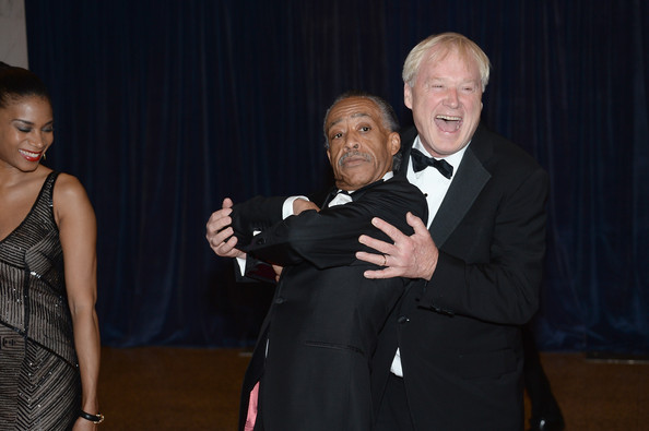 al sharpton-chris mathews-2013 white house correspondents dinner-the jasmine brand