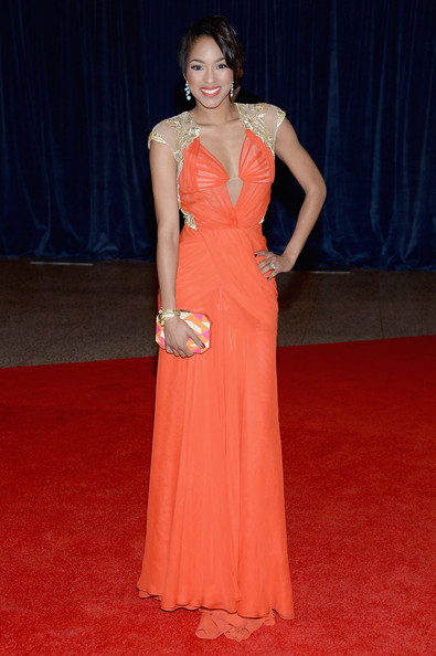 alicia quarles-white house correspondents dinner 2013-the jasmine brand