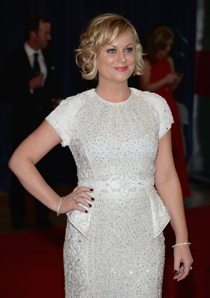 amy poehler-white house correspondents dinner 2013-the jasmine brand