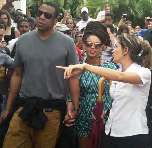 Uncle Sam: Jay-Z and Beyonces trip to Cuba was educational!