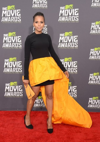 b-kerry washington-fashion-mtv movie awards 2013-the jasmine brand