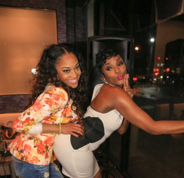 K.Michelle, Mimi Faust & Ariane Davis Kick-Off LHHAtl Season With Atl Viewing Party