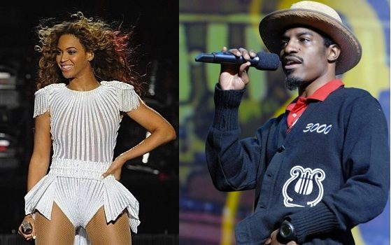 [New Music] Beyoncé & André 3000 'Back to Black'