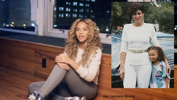 [WATCH] Proud Daughter, Beyonce Chimes for Tina Knowles: 'My Mother Sees the Beauty In Every Human Being'