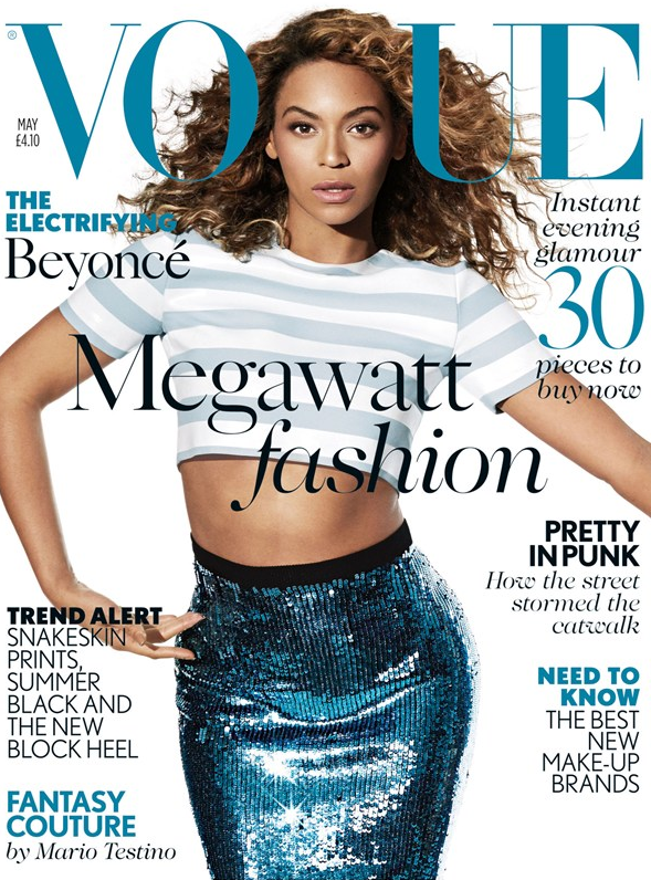 beyonce-vogue cover-the jasmine brand