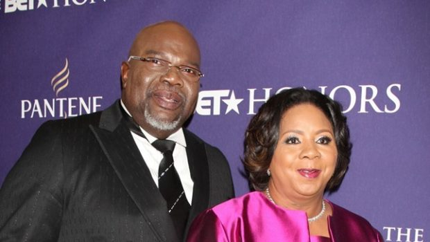 BET Gives Bishop TD Jakes A Talk Show, 'Mind, Body & Soul'