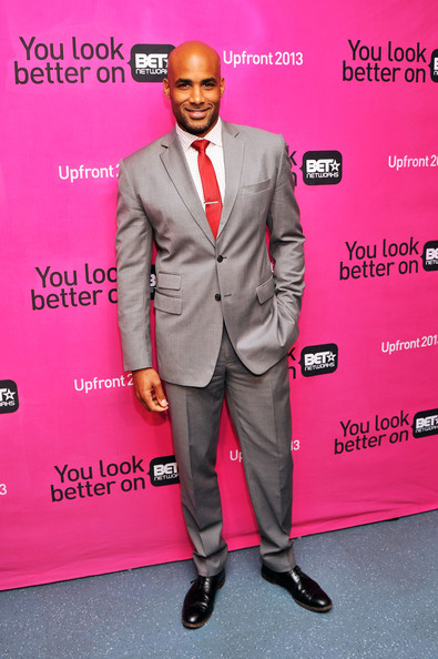 boris khodjoe-BET NYC Upfront 2013-the jasmine brand
