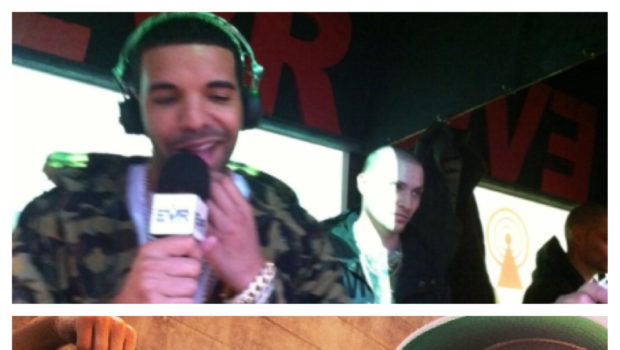 [Audio] Drake Wants The Media To Quit Picking On Chris Brown, 'Stop Preying On His Insecurities'