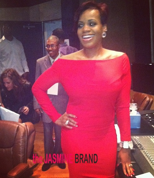 [WATCH] Kelly Rowland, Michelle Williams, Amber Riley Attend Fantasia's Album Listening Session