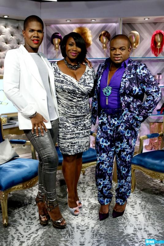 Fashion Queens Hosts