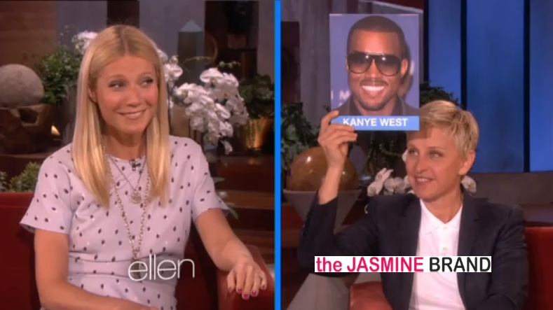 gwyneth paltrow-impersonates-kanye west-the jasmine brand